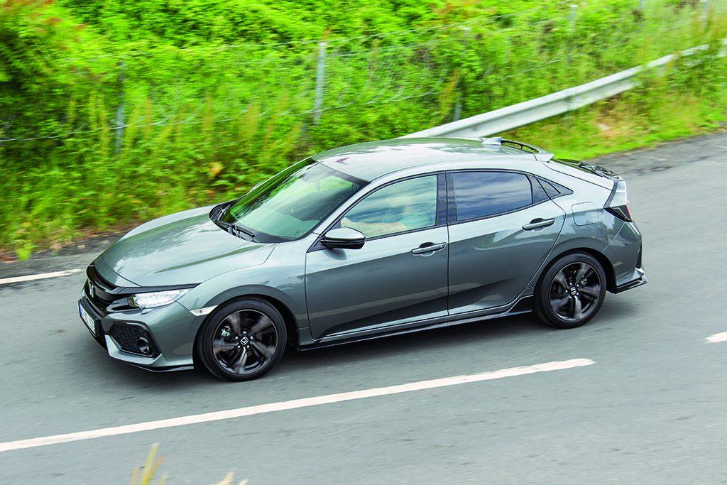Surus Izlenimi Honda Civic Hb Sport Autocar