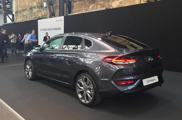 Hyundai i30 Fastback