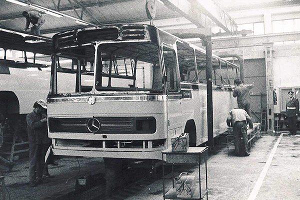 Mercedes-Benz Türk 50. yaşını kutladı