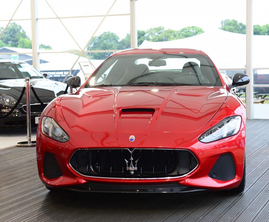 Yeni Maserati GranTurismo