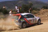 2000- WRC, Acropolis Rally, Yunanistan