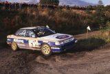 1991- BRC, Audi Sport Rally, İngiltere