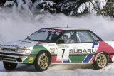 1992- WRC, Swedish Rally, İsveç