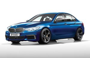 BMW G20 3 Serisi