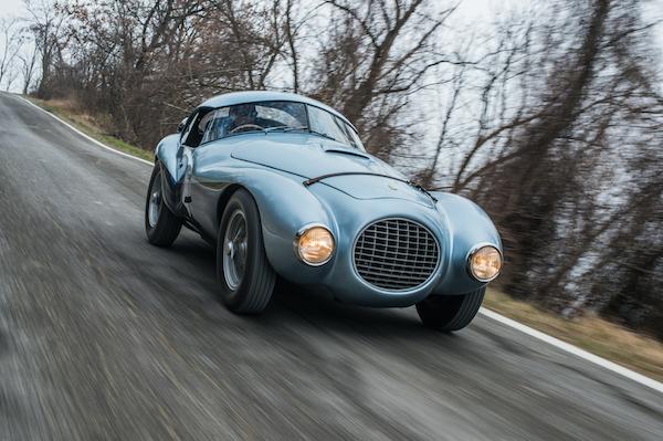 1950 Ferrari 166MM/212