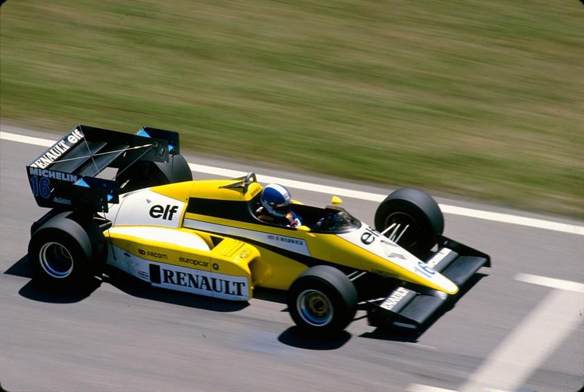 1984 South Africa Grand Prix