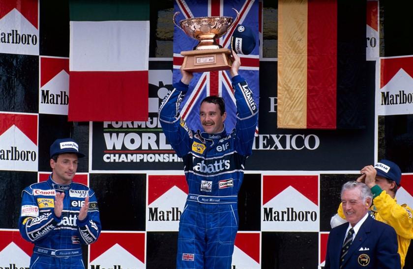 1992 Mexican Grand Prix