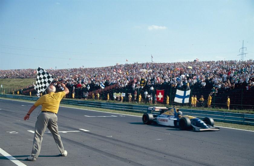 1993 Hungarian Grand Prix