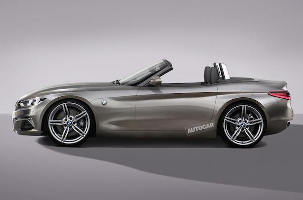 BMW Z4 Konsept
