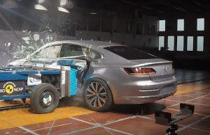 Volkswagen Arteon Çarpışma Testi