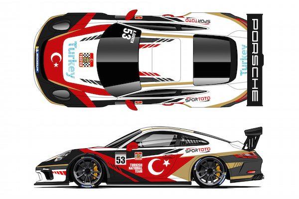 Ayhancan Güven Porsche 997GT3