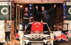 Avrupa Ralli Kupası Yağız Avcı