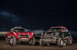 MINI John Cooper Works Buggy MINI John Cooper Works Rally