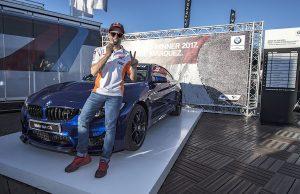 Marc Marquez BMW M4 CS