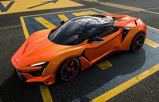 W Lykan Hypersport >> Lykan Hypersport'u üreten W Motors'dan Fenyr SuperSport   Autocar