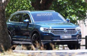 Yeni Volkswagen Touareg
