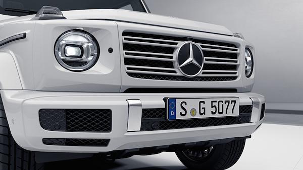 AMG Line Mercedes-Benz G-Serisi