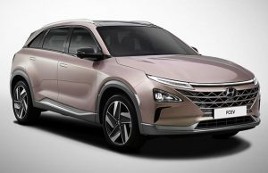 Hyundai yakıt hücreli