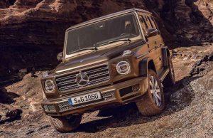 Yeni Mercedes G